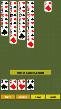 Special  solitaire screenshot 5