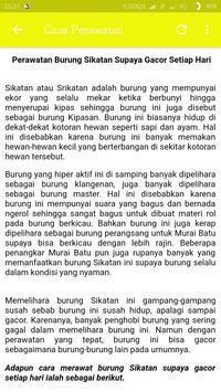 Master Sikatan Londo mp3 apk screenshot