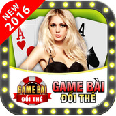 """Game Danh Bai """"Doi Thuong"""" icon"""