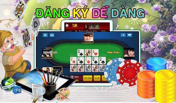 """Game Danh Bai """"Doi Thuong"""" screenshot 2"""