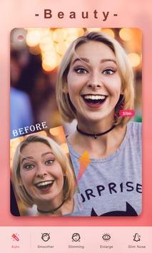 Beauty Makeup Snappy Collage Photo Editor - Lidow poster