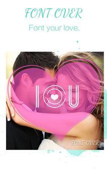Font Studio Pro Text On Photo poster