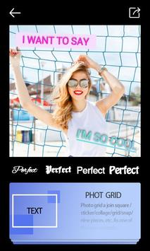 photo grid square insta pic apk screenshot