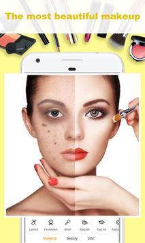 Beauty Makeup - Selfie Beauty Filter Photo Editor poster