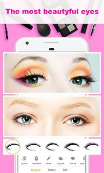 Beauty Makeup - Selfie Beauty Filter Photo Editor apk screenshot