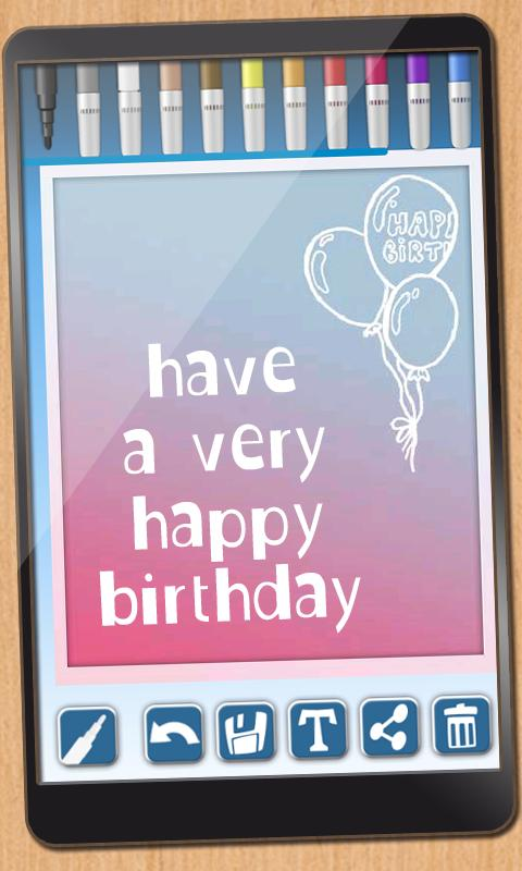 Design Birthday Cards Apk Download Free Entertainment App For