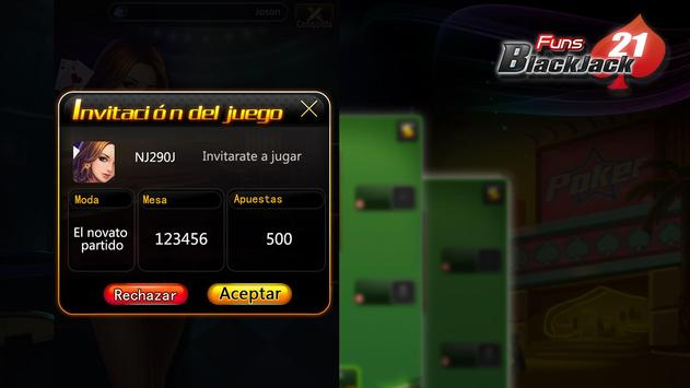Funs Blackjack screenshot 3