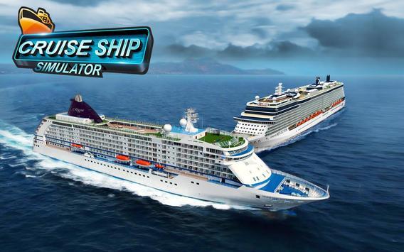 Big Cruise Ship Games Passenger Cargo Simulator APK Download - Big cruise ship