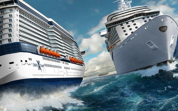 Big Cruise Ship Games Passenger Cargo Simulator APK Download - Cargo cruise ship
