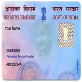 Pan Card Apply Online icon