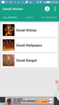 Diwali Wishes screenshot 1