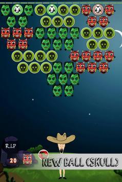 Bubble Shooter Halloween screenshot 5