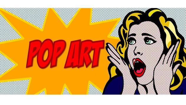 Tutorial Pop Art Beginner apk screenshot
