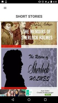 Complete Sherlock Holmes poster