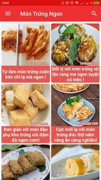 Món Trứng Ngon - Các Món Ăn Từ Trứng screenshot 7