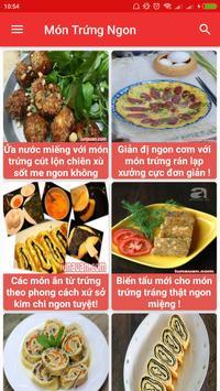 Món Trứng Ngon - Các Món Ăn Từ Trứng screenshot 4