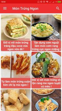 Món Trứng Ngon - Các Món Ăn Từ Trứng screenshot 6