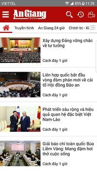 Báo An Giang poster