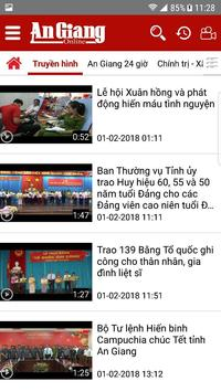 Báo An Giang screenshot 1