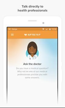 Afya Pap screenshot 4