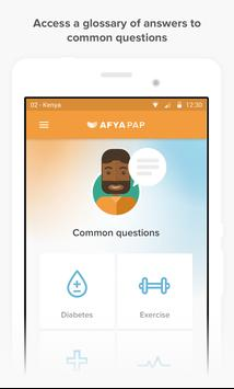 Afya Pap screenshot 3