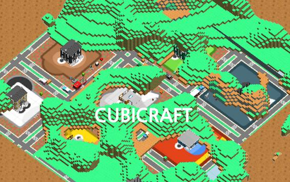 Cubicraft poster