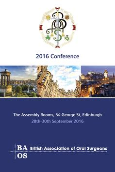 BAOS Annual Conference poster