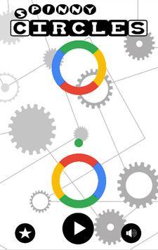 Spinny Circles poster