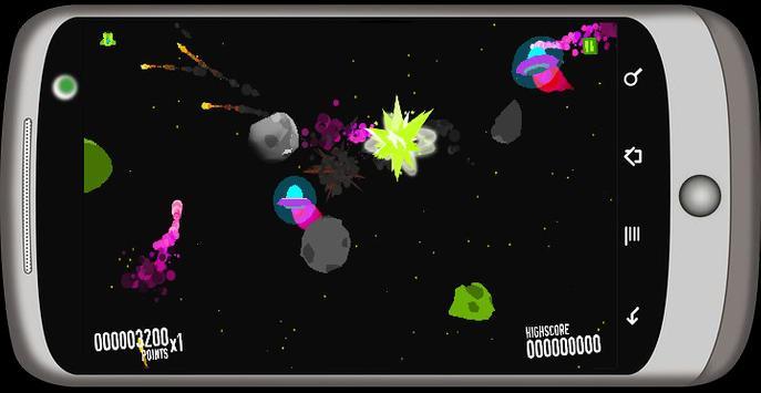 Uzay Avcısı apk screenshot
