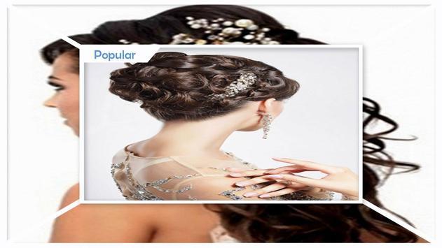 Beauty Quinceanera Hairstyles screenshot 1