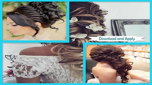 Beauty Quinceanera Hairstyles screenshot 2