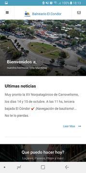 Balneario El Cóndor (La Boca) screenshot 1