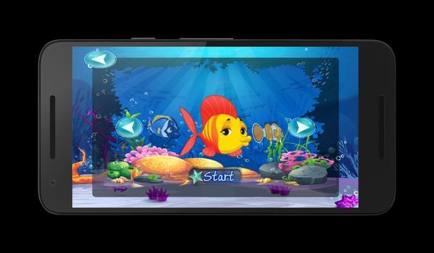 Dory Fish Adventure Game apk screenshot