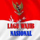 Lagu Wajib Nasional Republik Indonesia icon