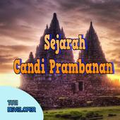 Candi Prambanan Roro Jonggrang icon