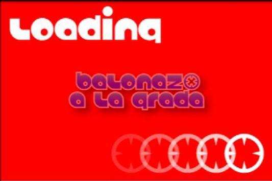 Balonazo a la Grada apk screenshot