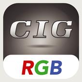 CIG-RGB icon