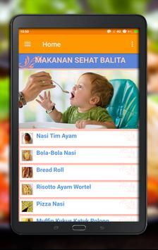 Resep Masakan Sehat Bayi & Balita screenshot 4