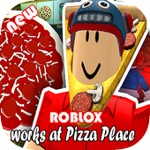 Tips Roblox work at pizza place icon