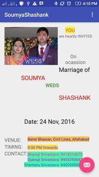 SoumyaShashank poster