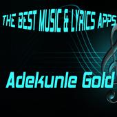Adekunle Gold Songs Lyrics icon