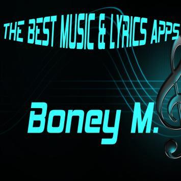 Boney M. Songs Lyrics poster