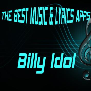 Billy Idol Songs Lyrics poster