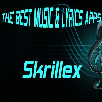 Skrillex Songs Lyrics poster