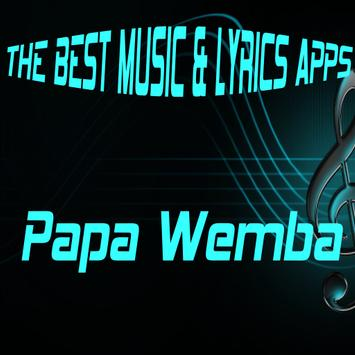 Papa Wemba Songs Lyrics poster