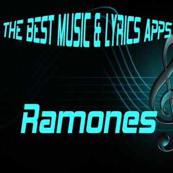Ramones Lyrics Music poster