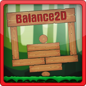 Balance 2D icon