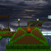 Balance Ball 3D Free Game icon