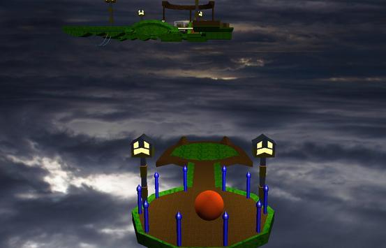Balance Ball 3D Free Game apk screenshot