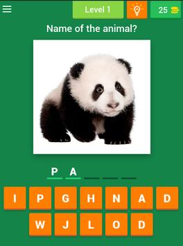 Baby Animal Quiz apk screenshot